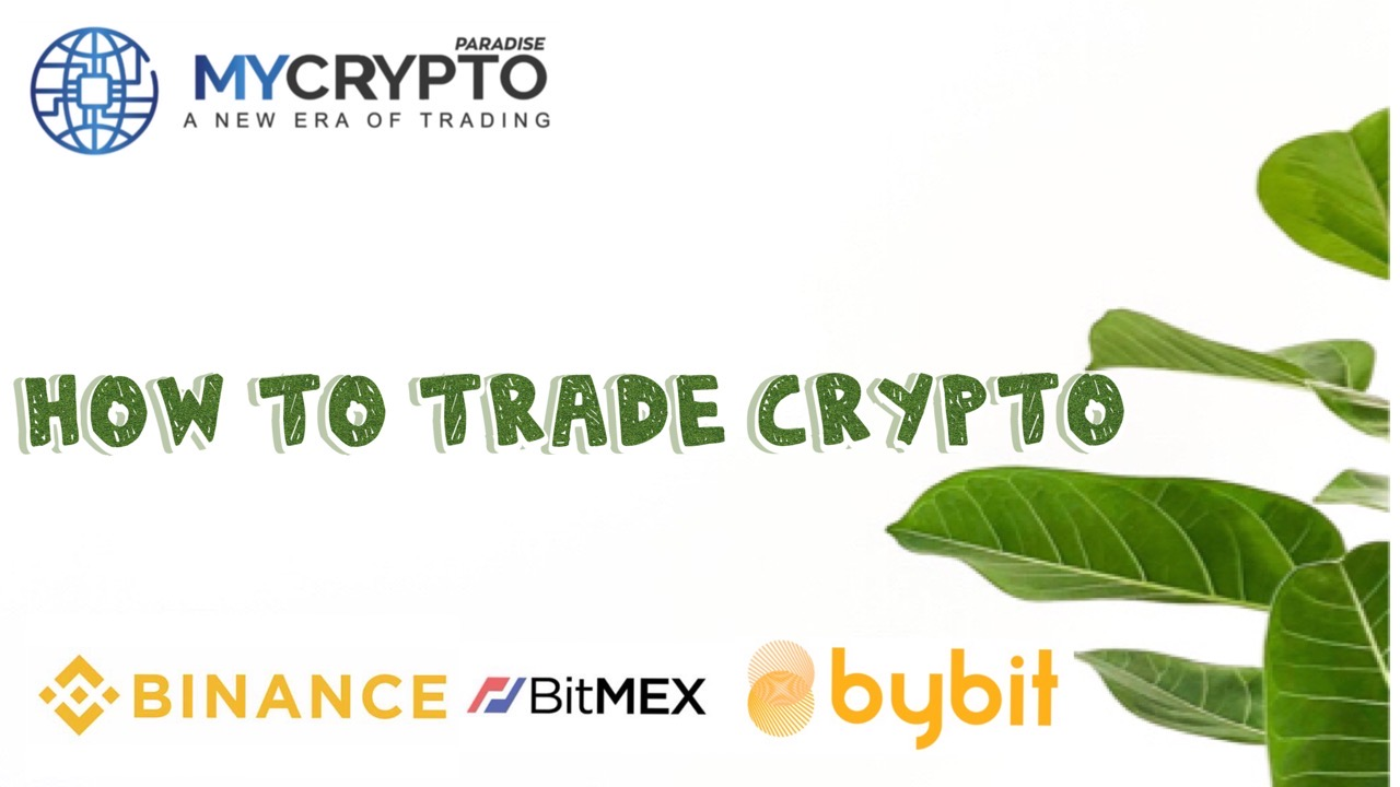 Learn how to trade crypto