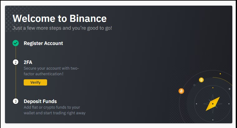 how to deposit Crypto on Binance