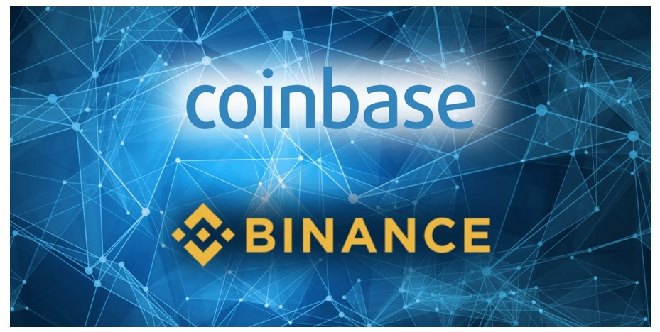 transfer binance to coinbase