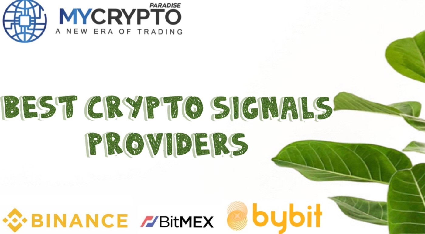 Top 5 Best Crypto Signal Providers