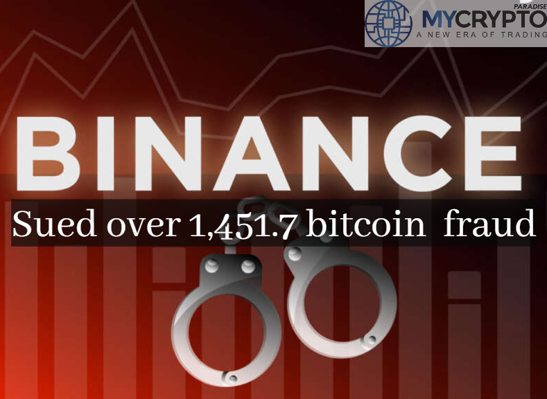 Binance Sued over Stollen 1,451.7 BTC worth $9 million by Fisco, a Japanese Crypto Exchange