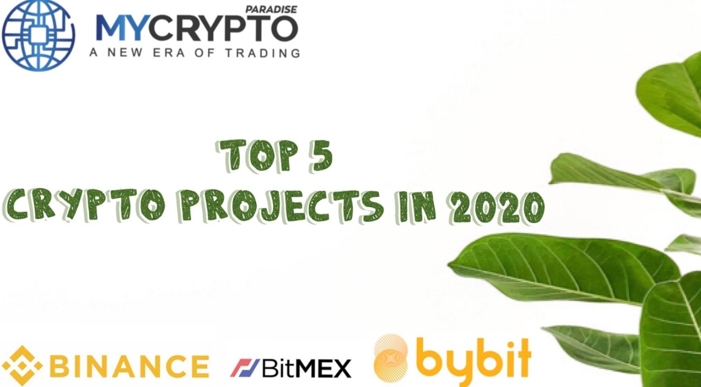 crypto trading projects in 2020