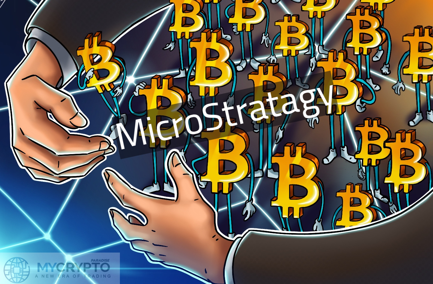 MicroStrategy Buys 21,454 BTC as a Primary Reserve Asset