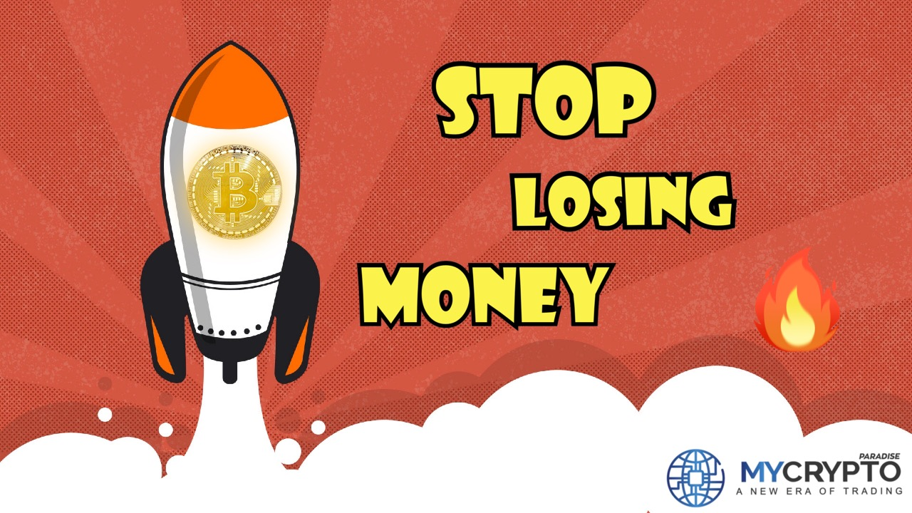 How to stop losing money in trading crypto?