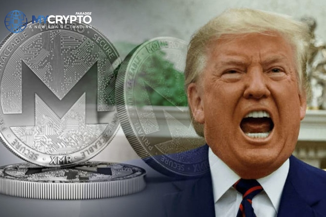 Trump's campaign website hacked, and Hackers Demand for Monero