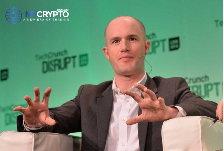 Coinbase CEO is receiving fierce accusation over a contradictory political statement