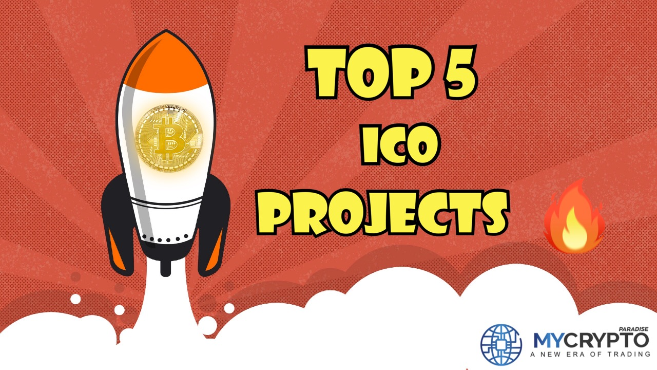 top 5 ico projects
