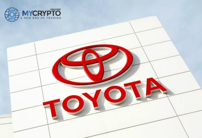 Toyota's Tech Arm to launch a large-scale digital currency pilot on (DeCurret) a Japanese crypto exchange