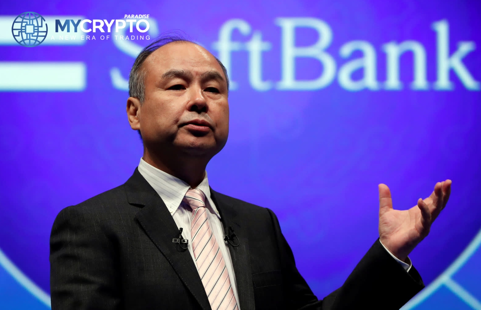 CEO Softbank does not understand Bitcoin