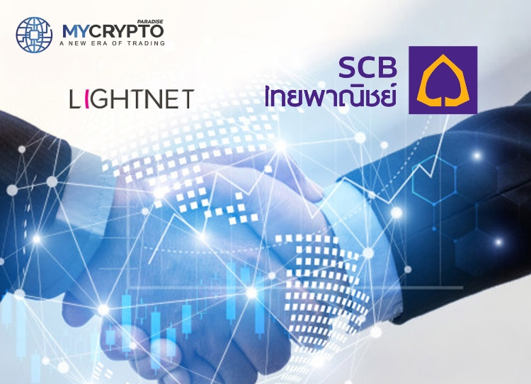 Siam Commercial Bank, partners with Lightnet