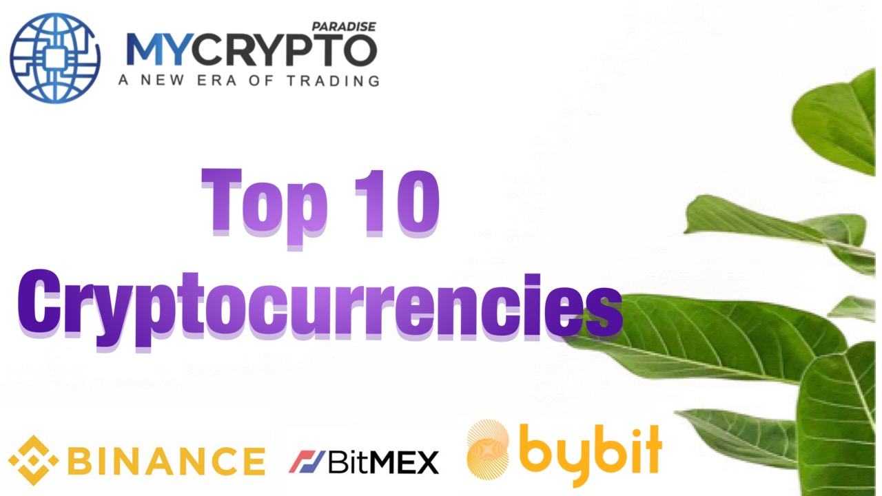 Top 10 Cryptocurrencies to invest in 2021