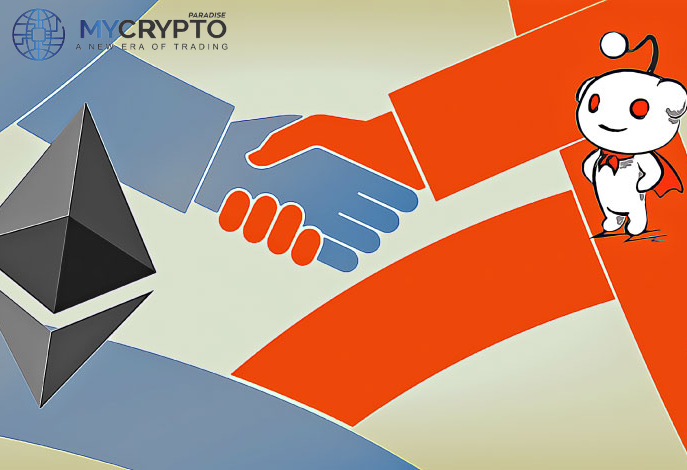 Reddit partners with Ethereum Foundation