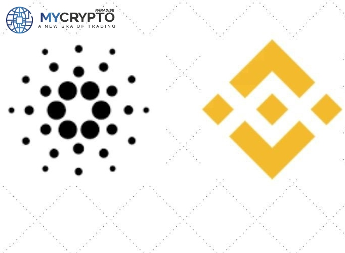 Binance Announces Its Support for Cardano's (ADA) Upgrade and Hard Fork