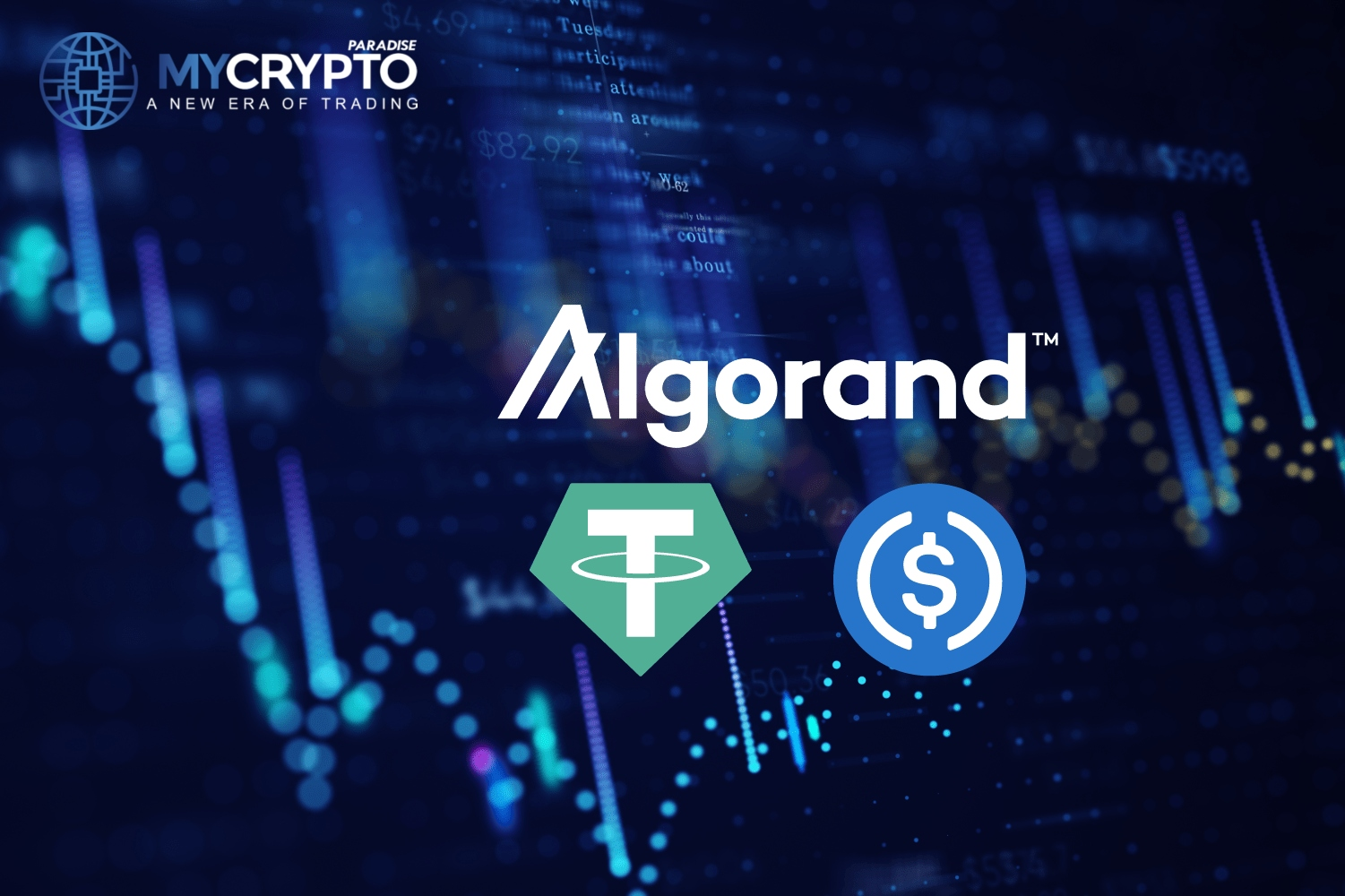 OKEx to introduce USDC and USDT Stablecoins on Algorand Blackchain