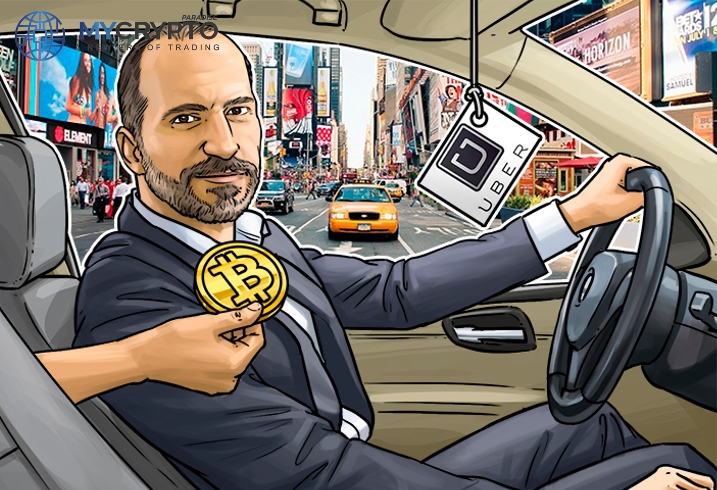 Uber to use Bitcoin