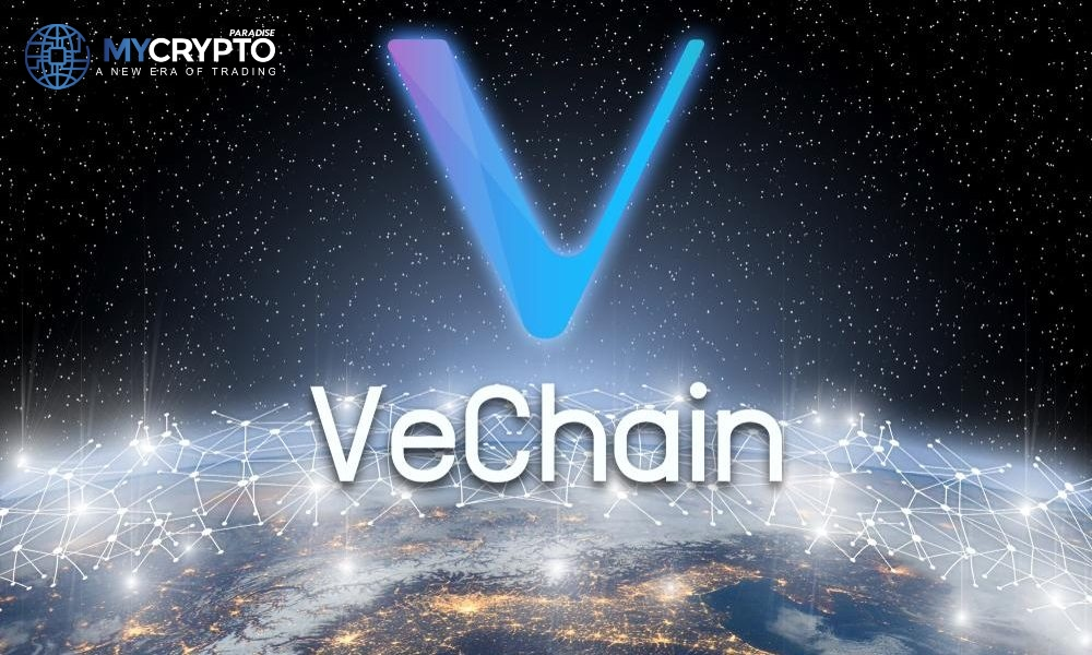 VeChain (VET) To Bring the Power of Distributed Ledger Technology to PWC in New Partnership