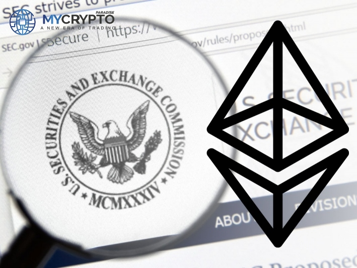 SEC is Still Indecisive on Ruling out Ethereum's Security Status