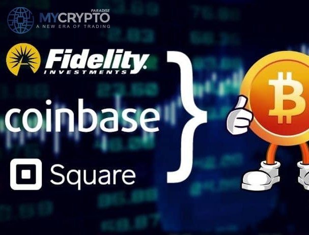 Square, Coinbase, and Fidelity Launches Crypto Lobbying Group