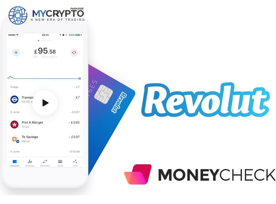 London-based fintech bank Revolut