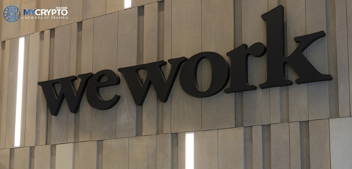 WeWork Now Accepts Select Cryptocurrency Payments