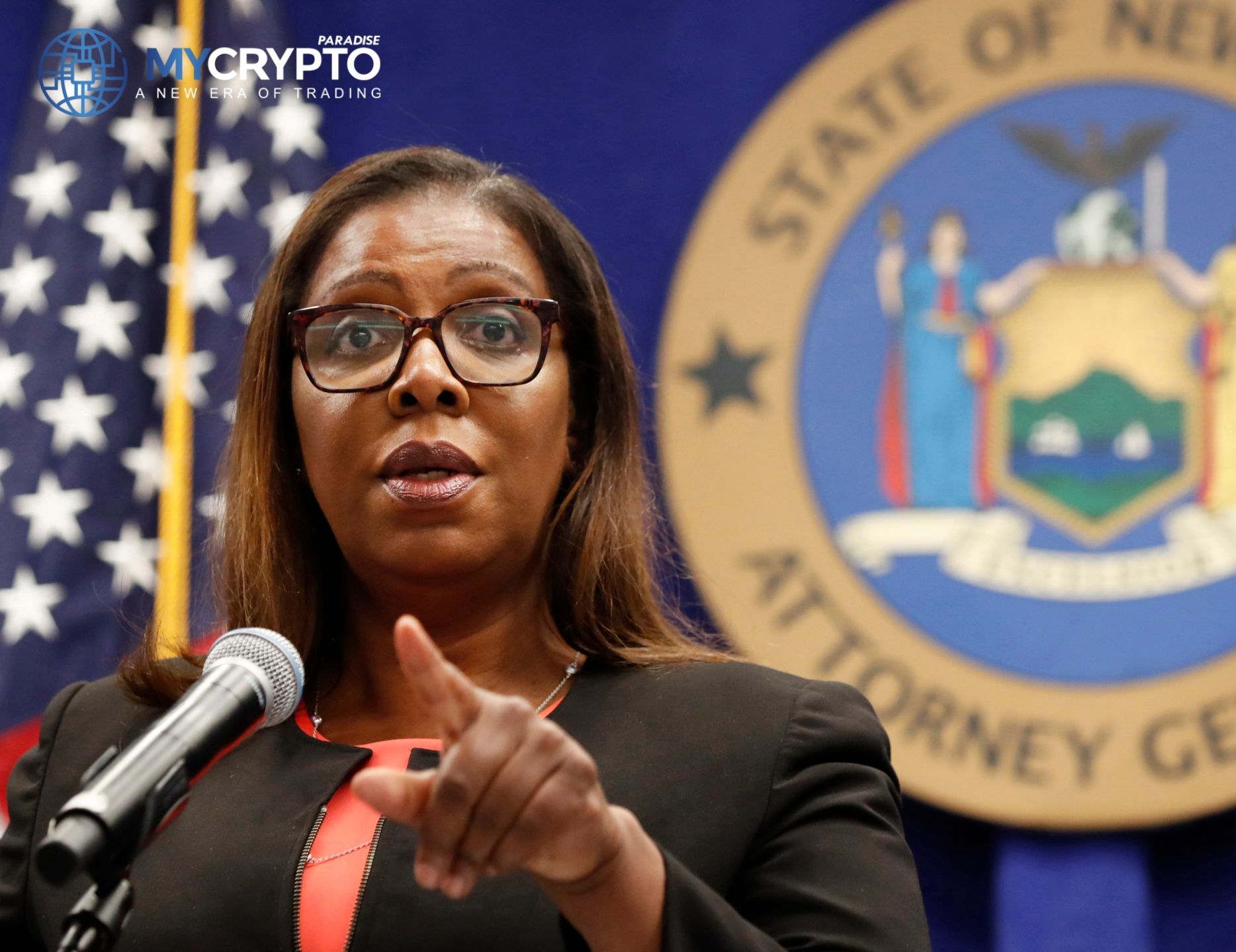 NYAG Letitia James Hits Coinseed With A Restraining Order Suit