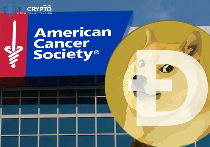 American Cancer Society Accepts Donations in Dogecoin