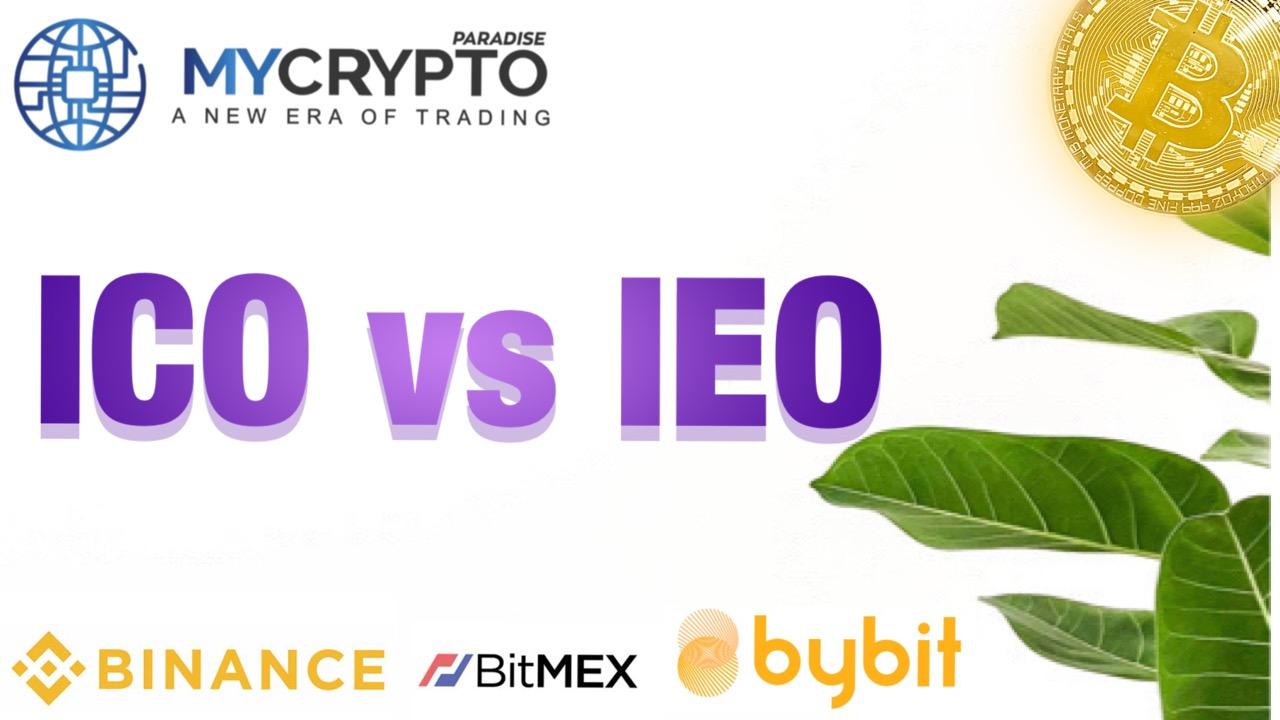 ICO vs IEO? What are the differences?