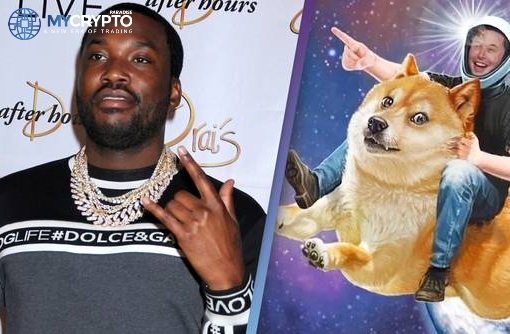 Famous Rapper Meek Mill Joins the Dogecoin Wagon