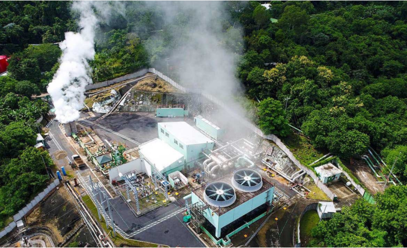 LaGeo, a state-owned geothermal power firm