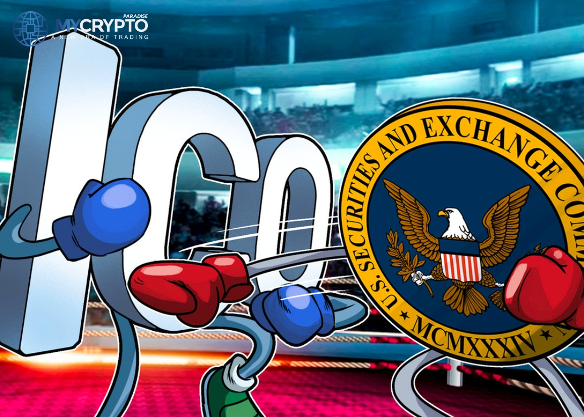 SEC Settles with ICO Issuer