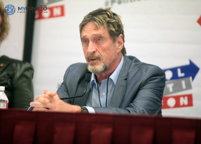 John McAfee's extradition case