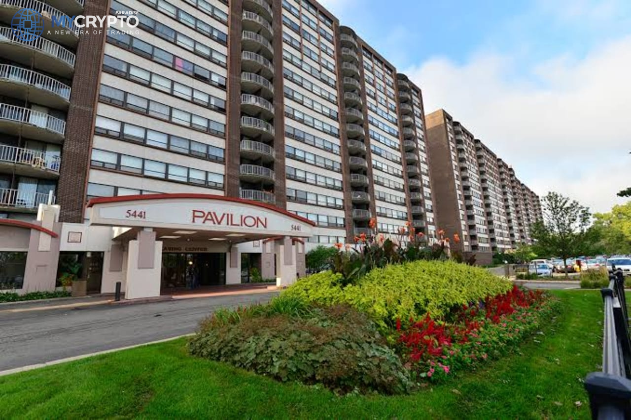 The Pavilion becomes the world's first hospitality franchise to accept cryptocurrencies
