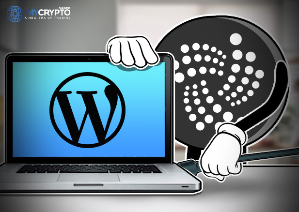IOTA Payments Can Now Be Accepted thru' a WordPress Plugin